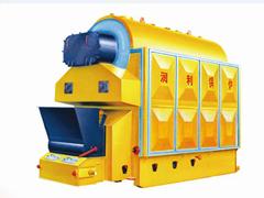 DZL燃(ran)煤(mei)蒸汽赢都、熱水鍋爐