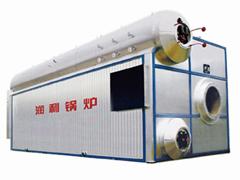SZS燃油(气)蒸汽、热水锅炉