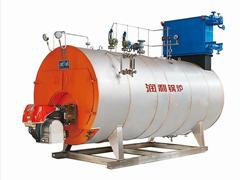 WNS型燃油(气)蒸汽、热水节能锅炉