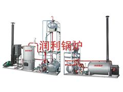 YGL、YYW(L)整体式有机热载体炉