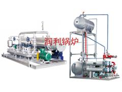 YDW電(dian)加(jia)熱有機熱載體(ti)爐