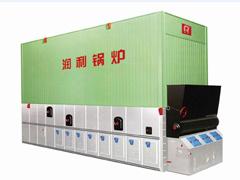 YLW燃煤有机热载体炉