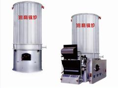 YGL、YLL燃煤立式有机热载体炉