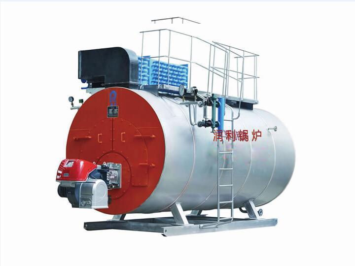 WNS型燃油(气)蒸汽、热水冷凝锅炉